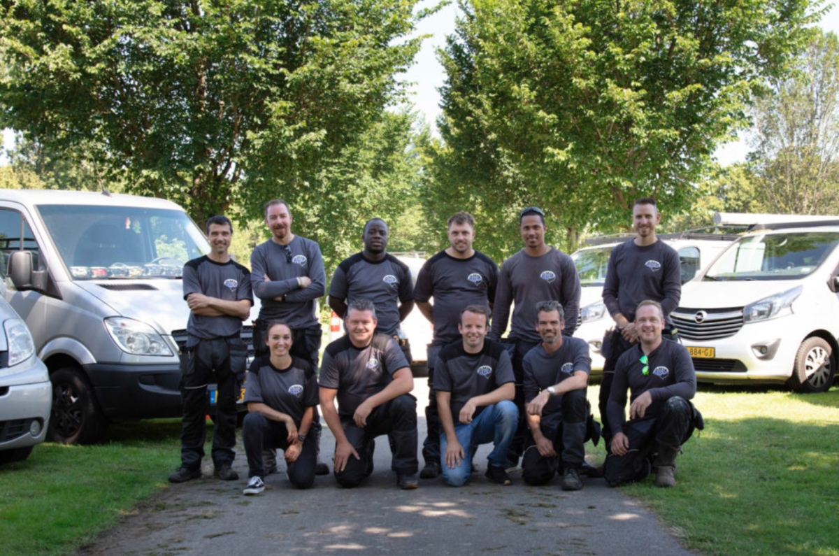 Team Aannemersbedrijf Dordrecht